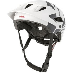O'Neal Defender 2.0 Casco, nova white/black